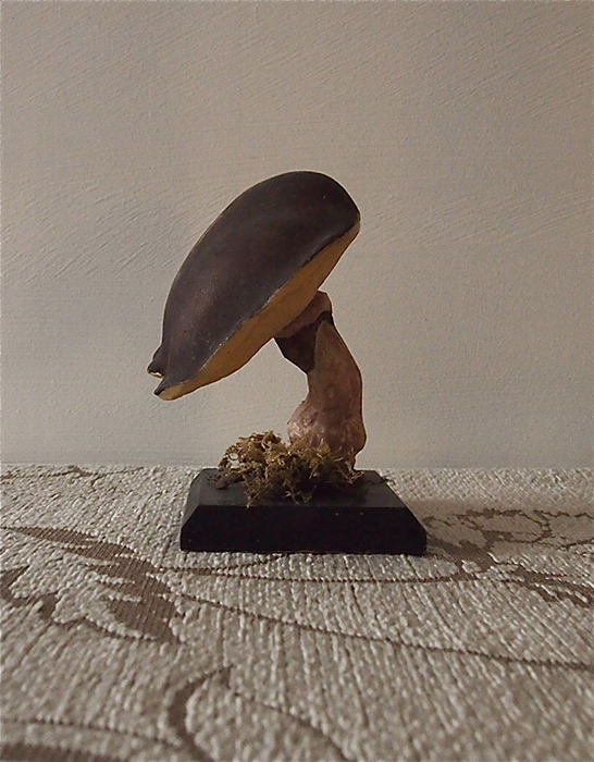 古いキノコの模型 20 Valet glissant