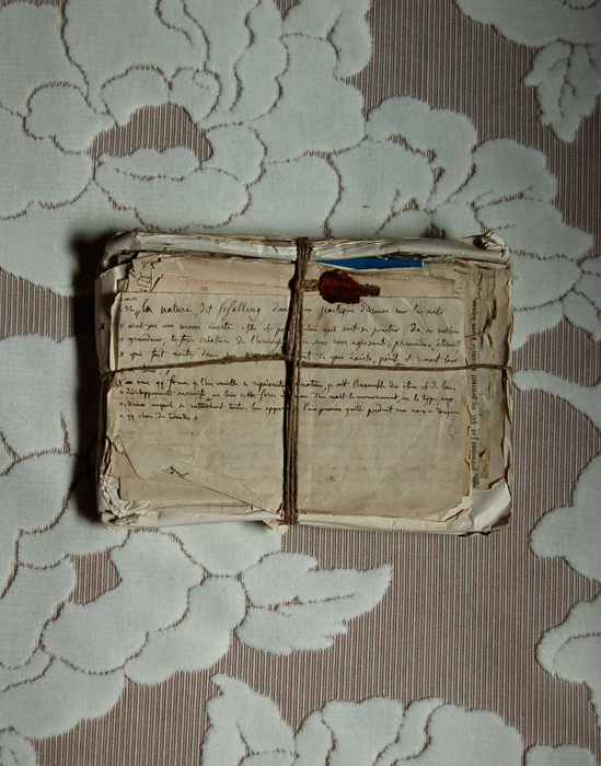 古文書の束 2