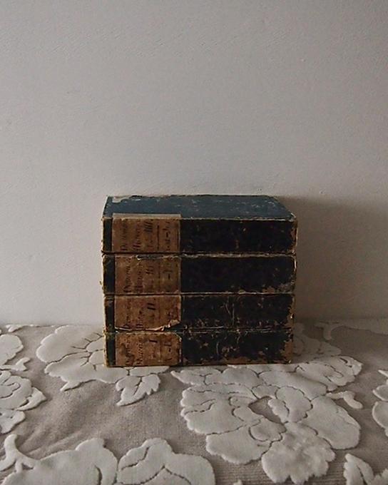 味のある古書 4冊
