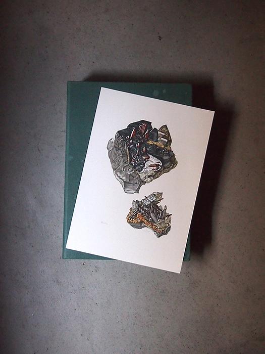 鉱物図鑑 Sammlung Naturkundlicher Tafeln