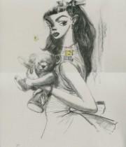 版画集『 Demoiselles 』