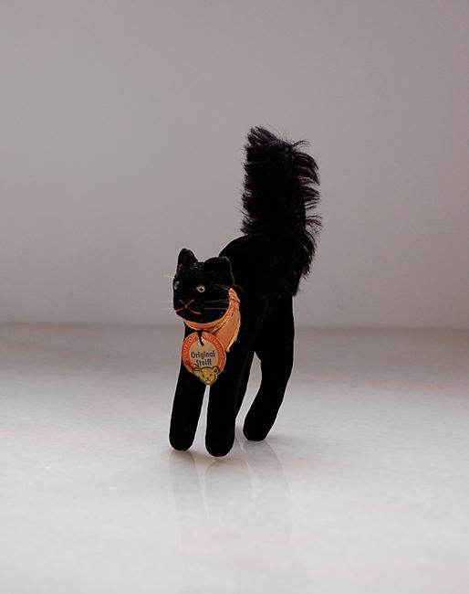 ビンテージ・シュタイフ Tom Cat S 2