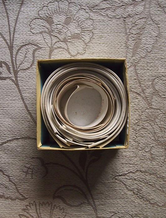 付け襟の箱 2