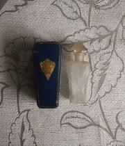古い箱入り香水壜 ESS-BOUQUET