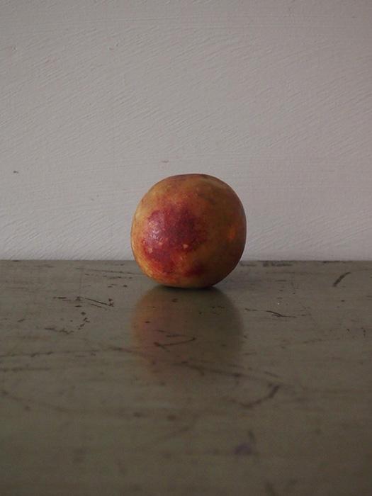 古い疑似果物 1 abricot