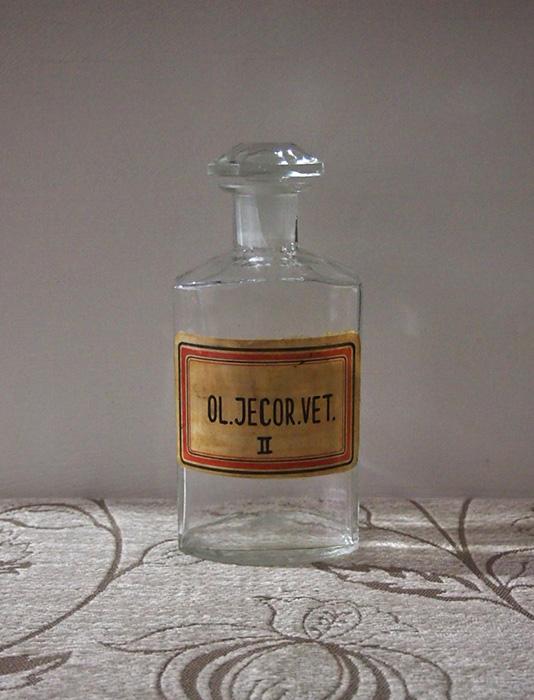 ガラス瓶 OL.JECOR.VET