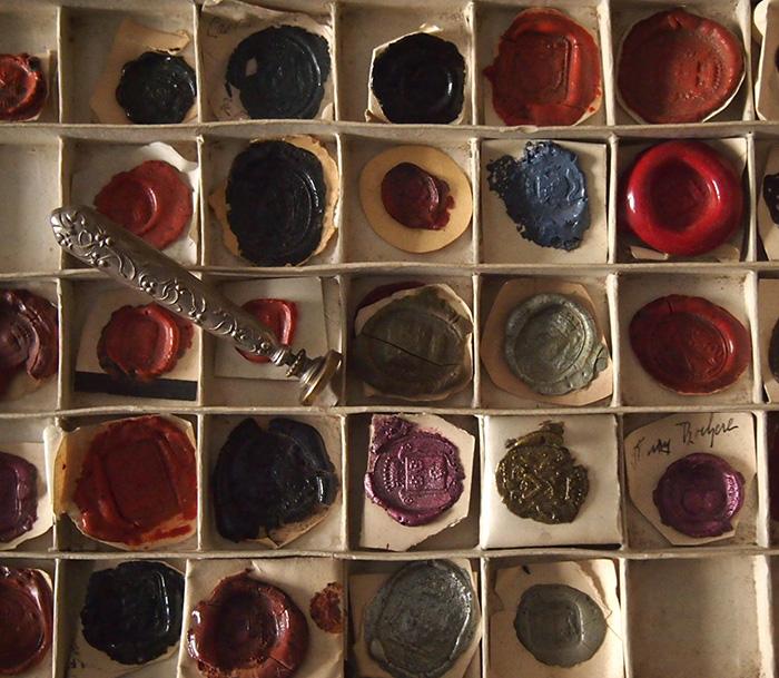 シーリング・ワックス・コレクション Cire à cacheter Collection