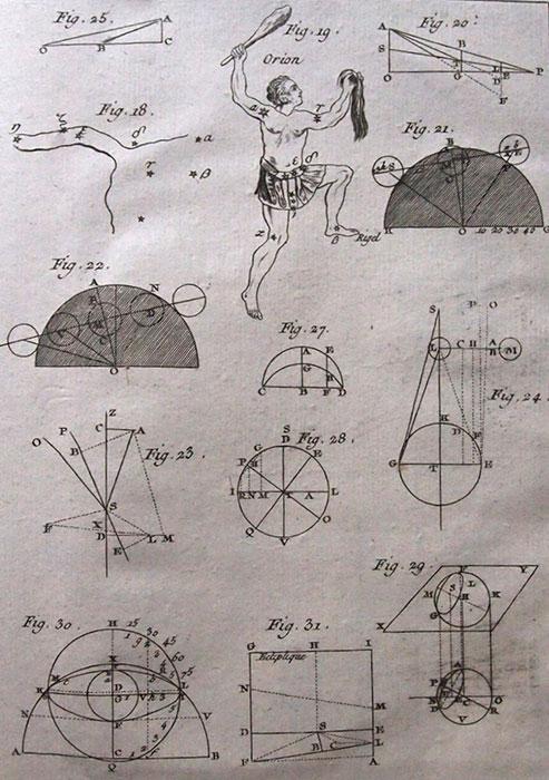 Encyclopedie diderot,  Astronomie