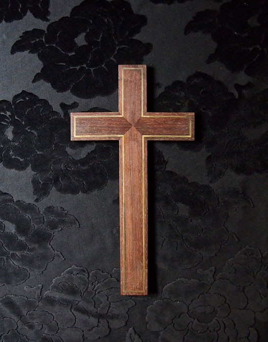 La Croix 木の十字架 1