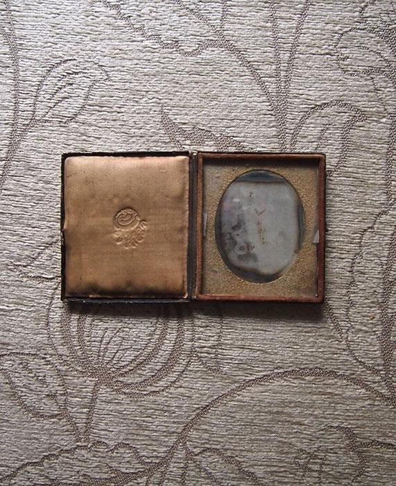Daguerréotype 2  マダムの肖像