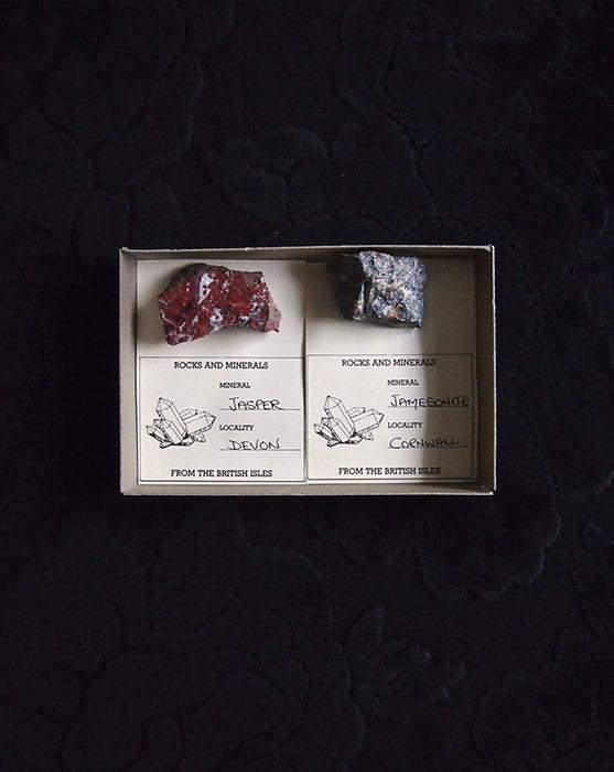 箱入り鉱物標本 3