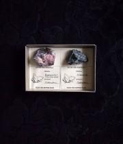 箱入り鉱物標本 2