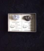 箱入り鉱物標本 1