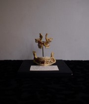 Musée cire anatomie mâchoire supérieure et la mâchoire inférieure