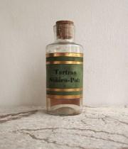 古い瓶 Tartras Stibico