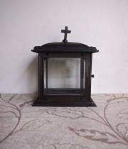 教会の蝋燭立て