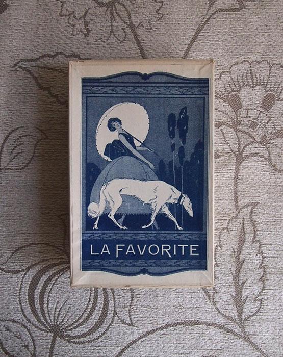 古いレター・セット LA FAVORITE