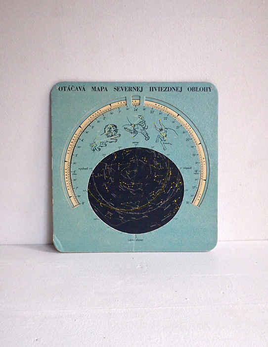 星図早見盤 1 planisphère