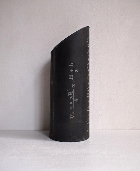 立体模型 円柱 colonne