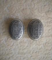 古いアルミ缶 2個セット
