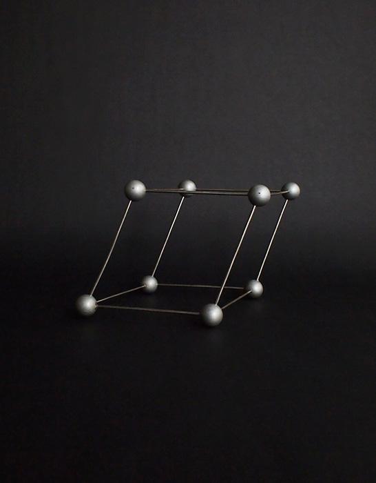 古い分子模型  4