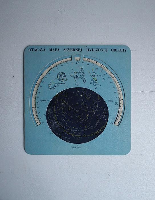 星座早見盤 2 planisphère