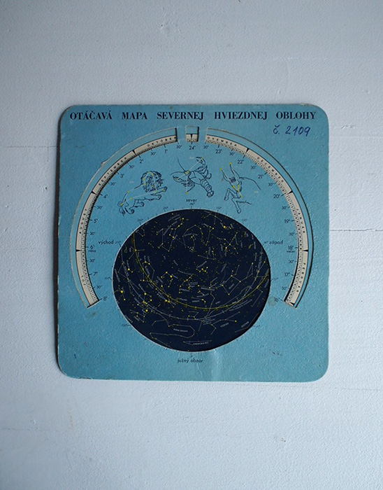 星座早見盤 3 planisphère
