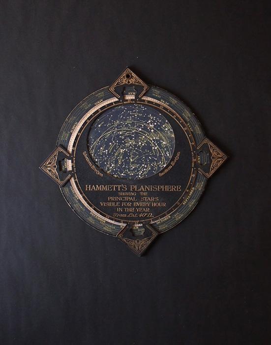 星座早見盤 4 planisphère