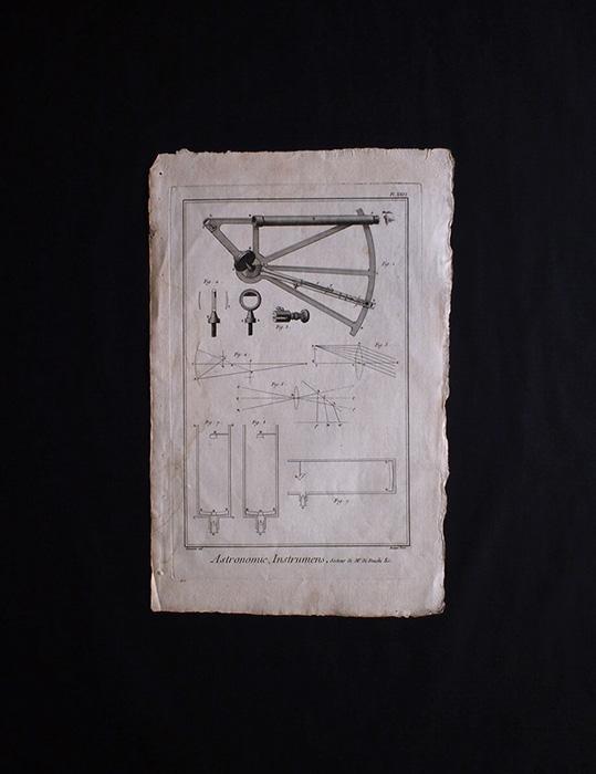 L'Encyclopédie , Instrumens 2