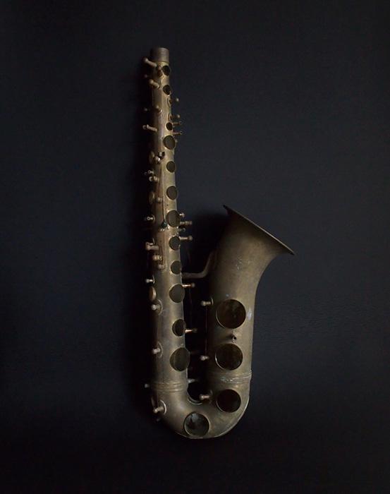 Cadre de Saxophone サックスの骨組