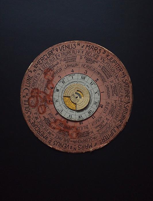 占星術盤 2