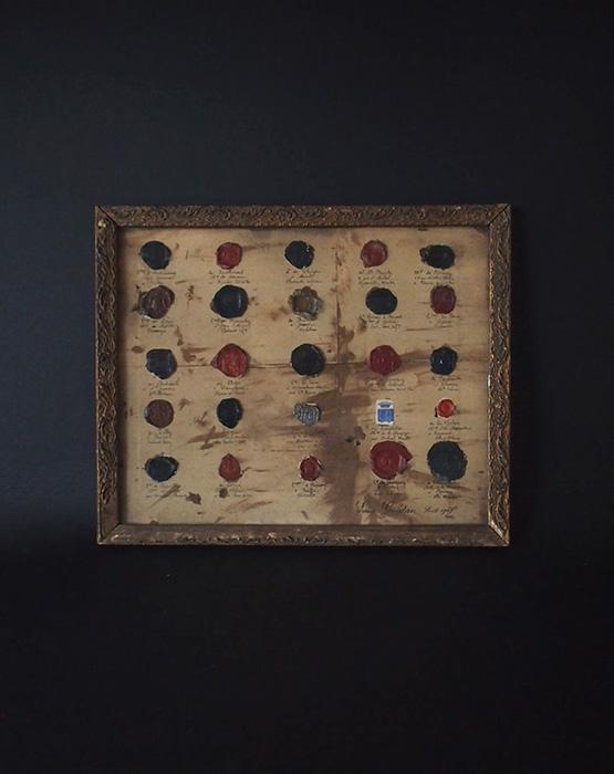 1907年のシーリング・ワックス・コレクション 1