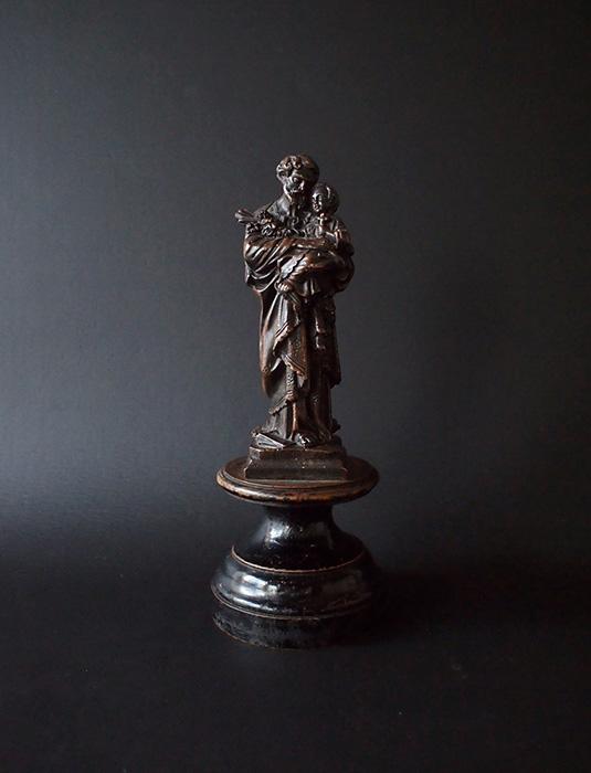 イエスとヨセフ像