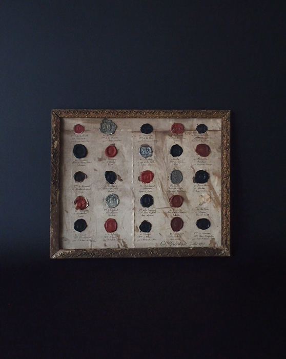 1907年のシーリング・ワックス・コレクション 2