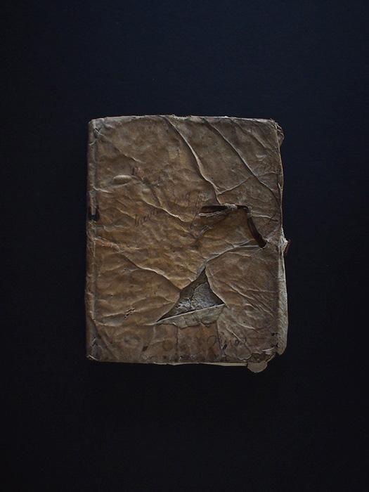 朽ちたノート