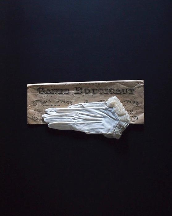 アンヴァンテール 手袋封筒と手袋 A
