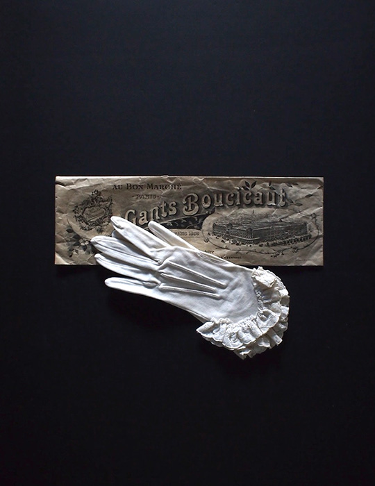 アンヴァンテール 手袋封筒と手袋 B