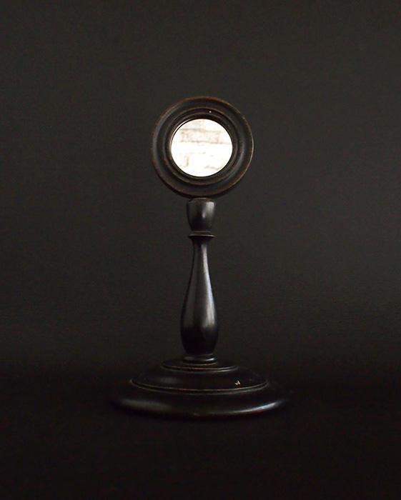 小さな凸面鏡