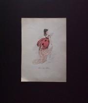 アンヴァンテール  てんとう虫ドレスの図版