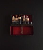 携帯用薬品ケース