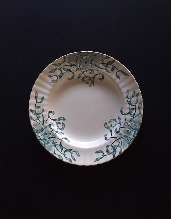 ロンシャンのヤドリギの深皿 B