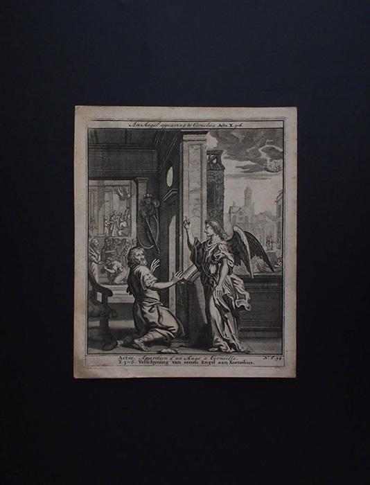 アンヴァンテール 宗教画 A
