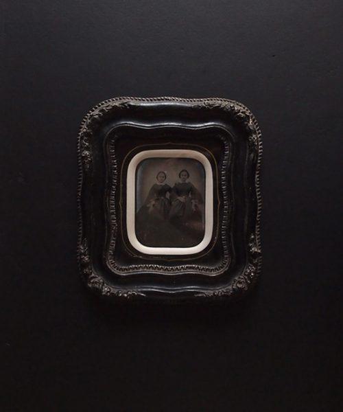 Daguerréotype 5 姉妹の肖像