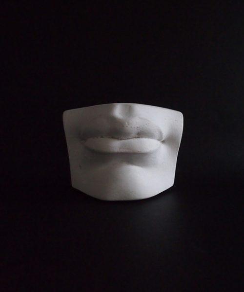 Modèle de la bouche 口のデッサン模型