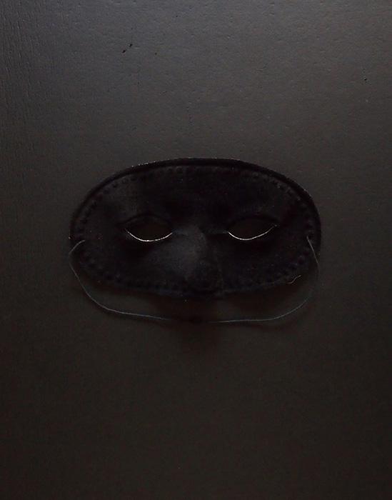 アンヴァンテール 黒い仮面 B