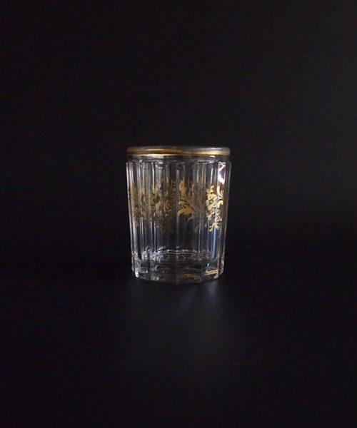 金彩のロック・グラス