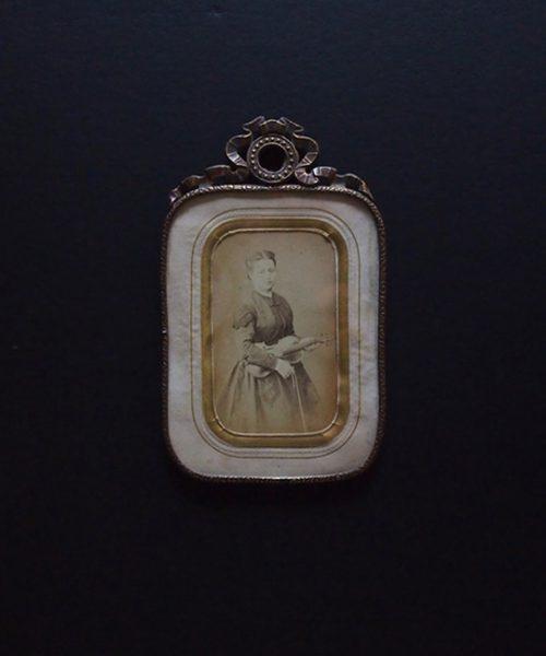 アンヴァンテール ヴァイオリニストの肖像
