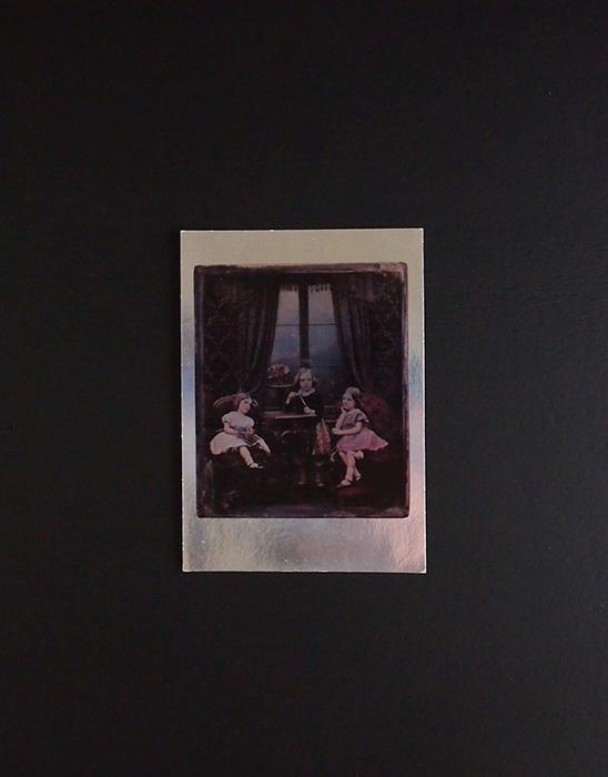 ダゲレオタイプのポストカード A