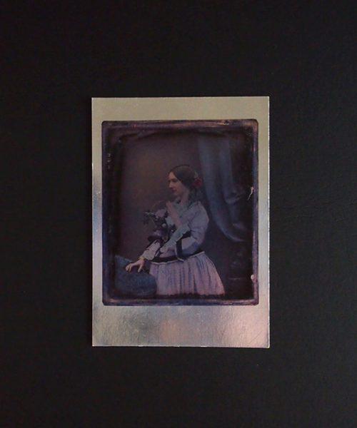 ダゲレオタイプのポストカード B
