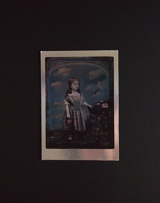 ダゲレオタイプのポストカード C